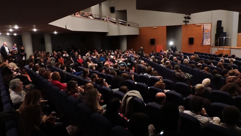 Pnevmatiko Kentro - Chania Film Festival