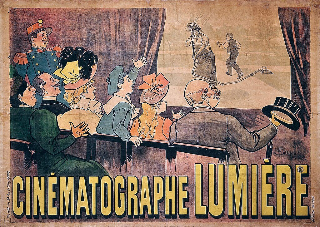 CFF - Poster Cinematographe Lumiere
