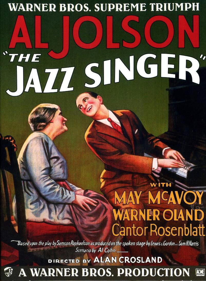 The Jazz Singer - CFF