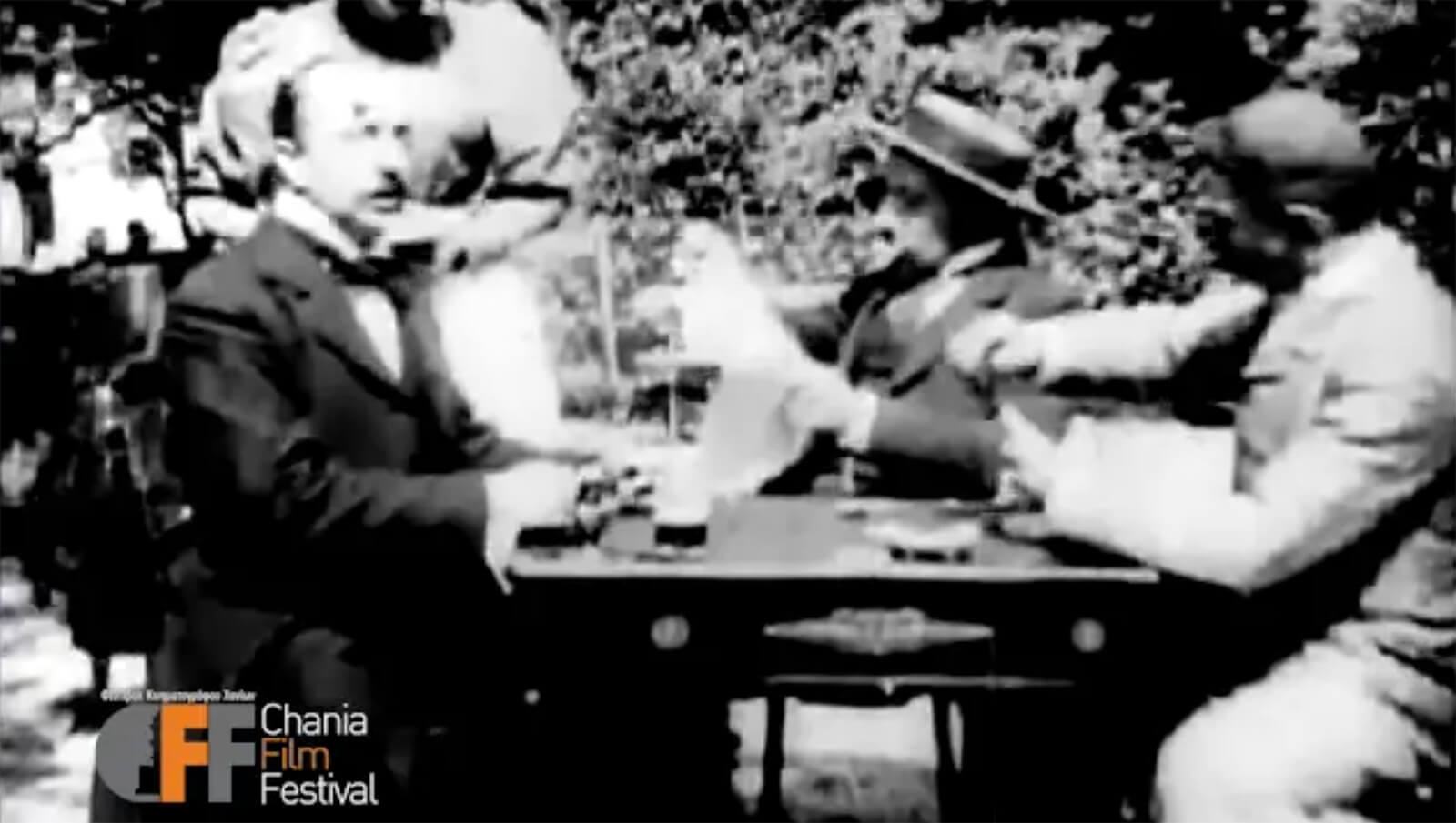 Card Party (1896) 1st GEORGES MELIES film - CFF