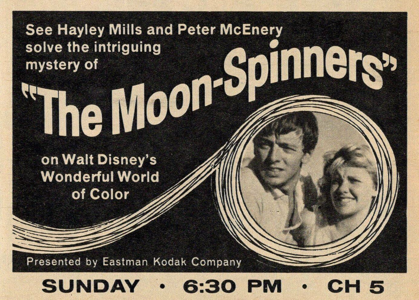 The Moon Spinners - CFF