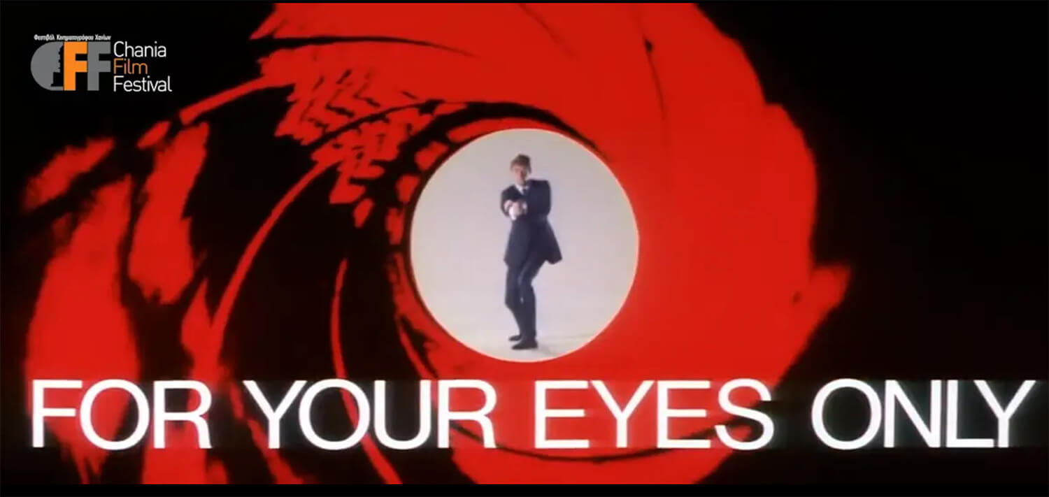 For Your Eyes Only - CFF